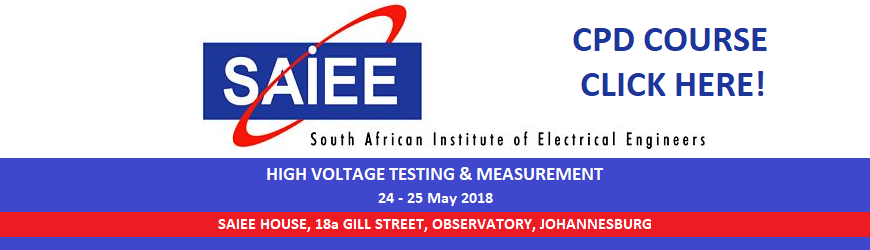 g CPD Course - High Voltage Testing and Measurement