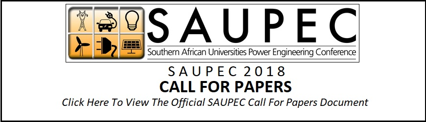 d SAUPEC Call for Papers